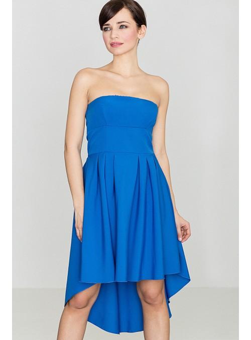 Dress K031 Blue