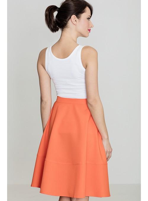 Skirt K055 Orange
