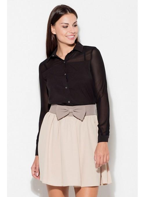 Skirt K056 Beige