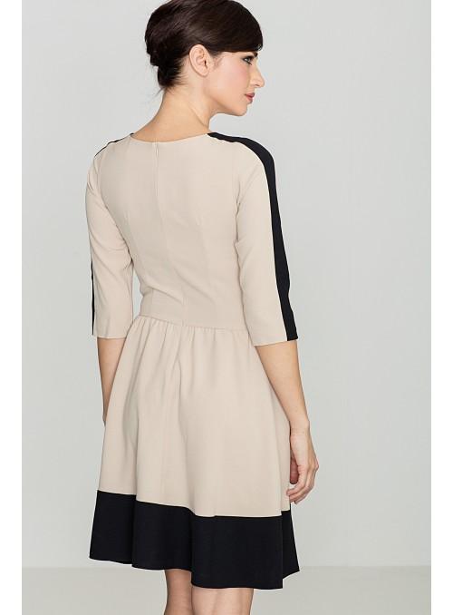 Dress K057 Black