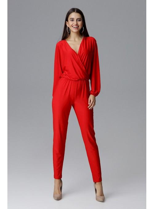 Jumpsuit M620 Red
