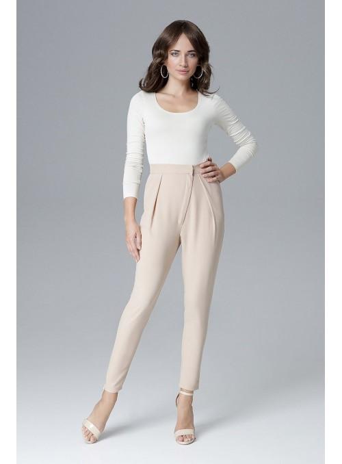 Pants L018 Beige