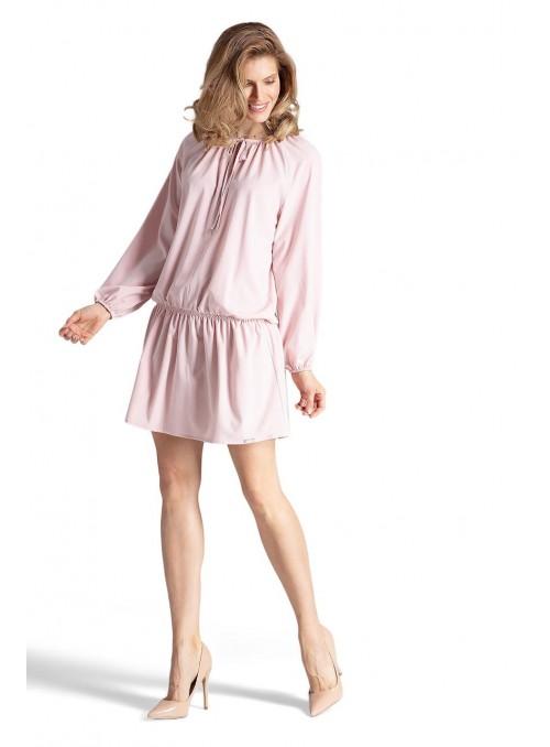 Dress M661 Pink