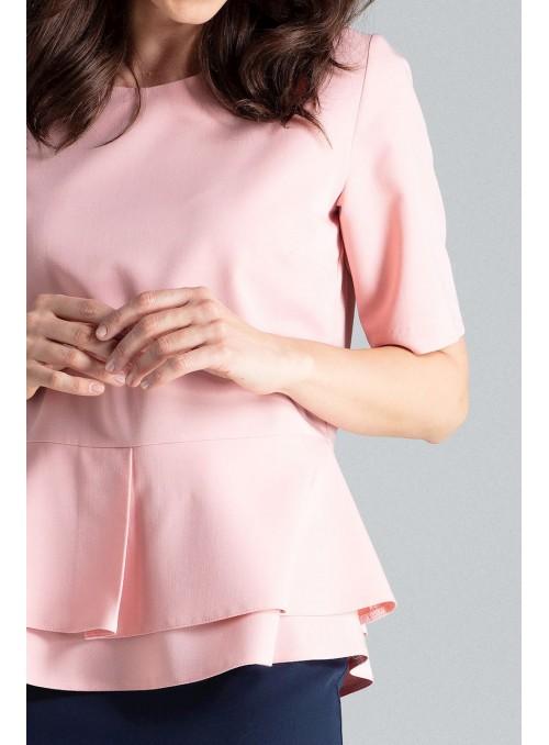 Blouse L026 Pink