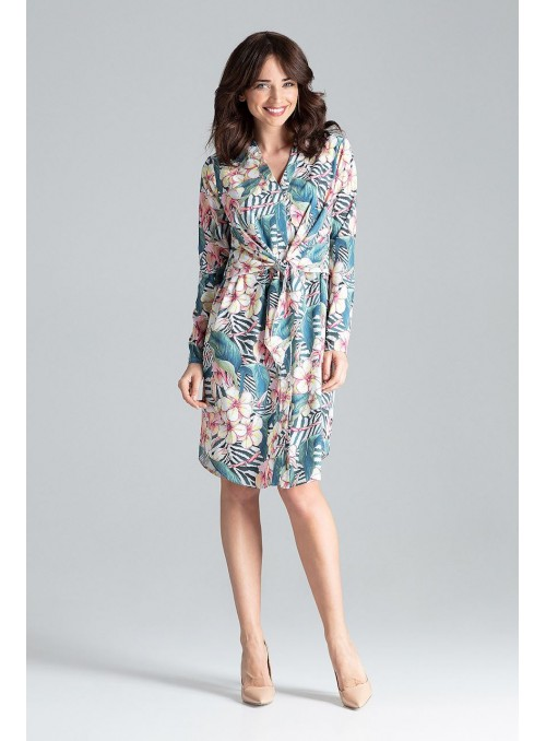 Dress L031 Pattern 104