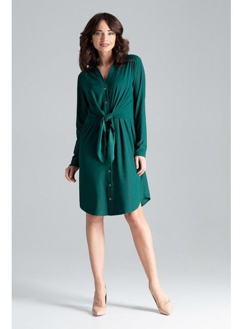 Dress L031 Green