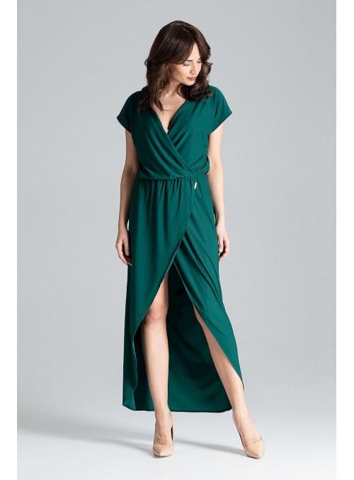 Dress L033 Green