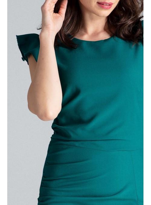 Dress L034 Green