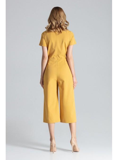 Jumpsuit M664 Mustard