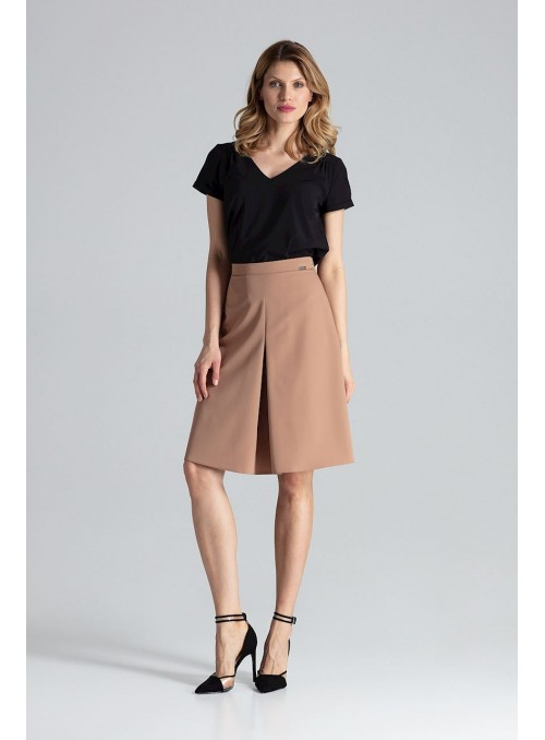 Skirt M667 Brown