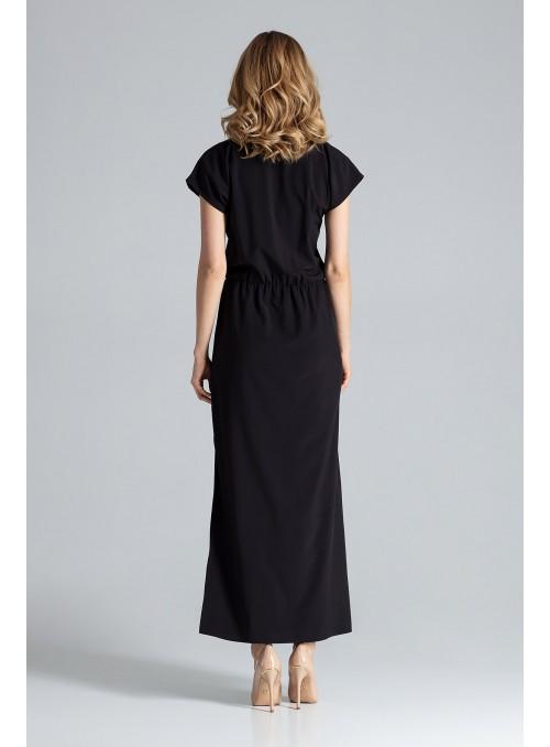 Dress M668 Black