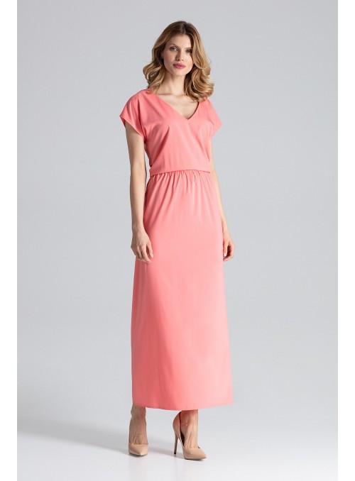 Dress M668 Coral