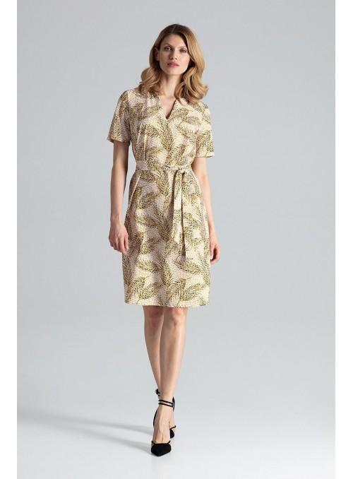 Dress M669 Pattern 106