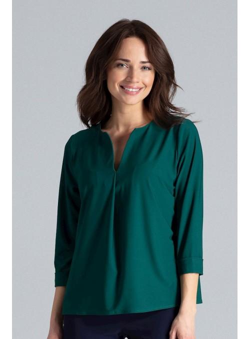 Blouse L035 Green