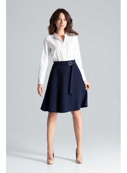 Skirt L038 Navy