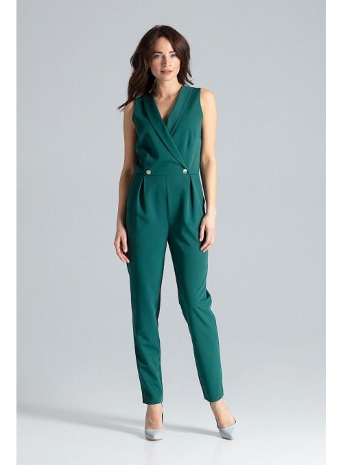 Jumpsuit L040 Green