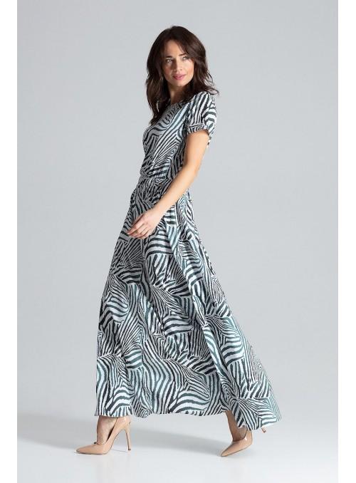 Dress L042 Pattern 105