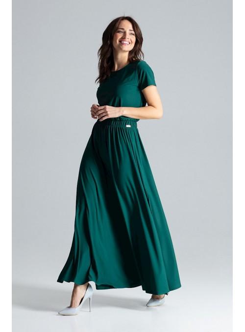 Dress L042 Green
