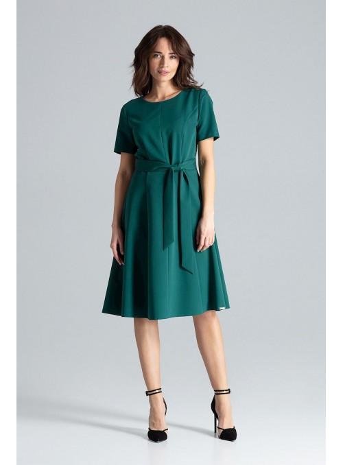 Dress L043 Green