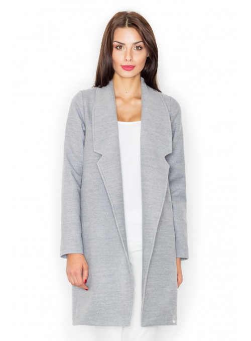 Coat M531 Grey