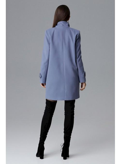 Coat M625 Blue