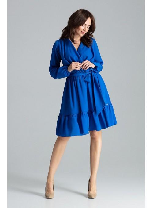 Dress L053 Sapphire