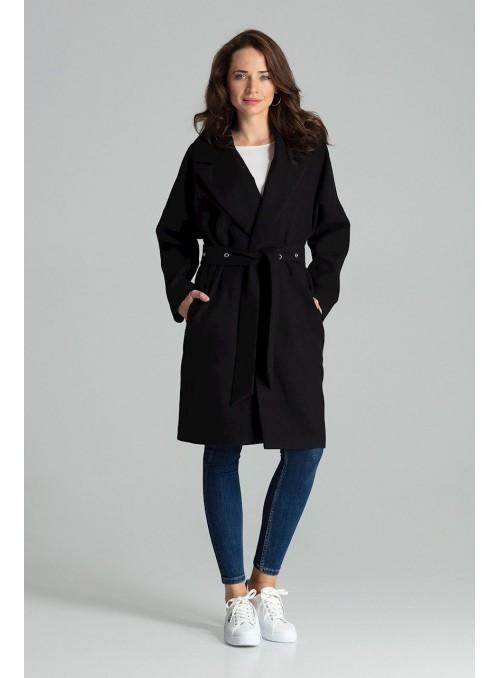 Coat L054 Black