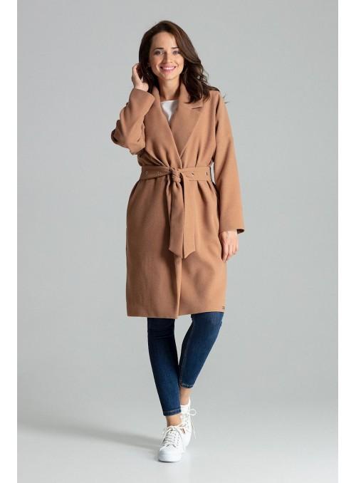 Coat L054 Beige