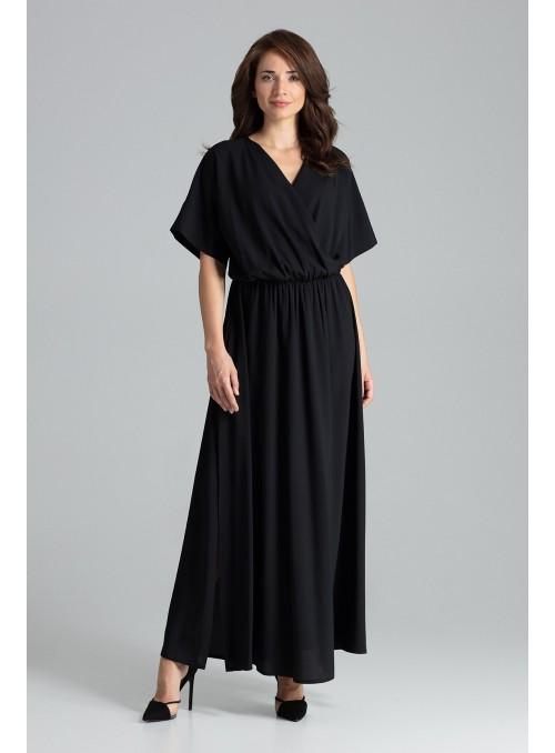 Dress L055 Black