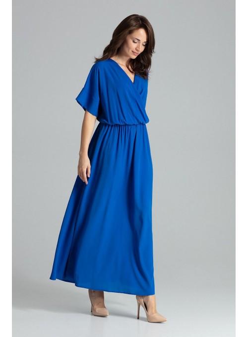 Dress L055 Sapphire
