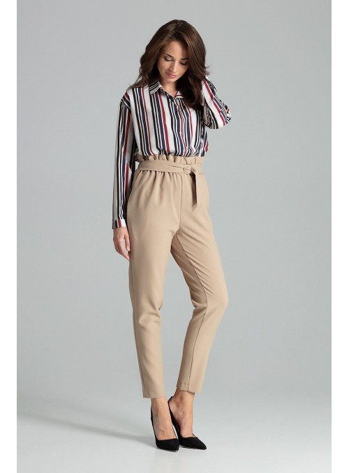 Pants L056 Beige