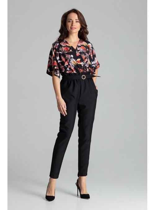 Pants L056 Black
