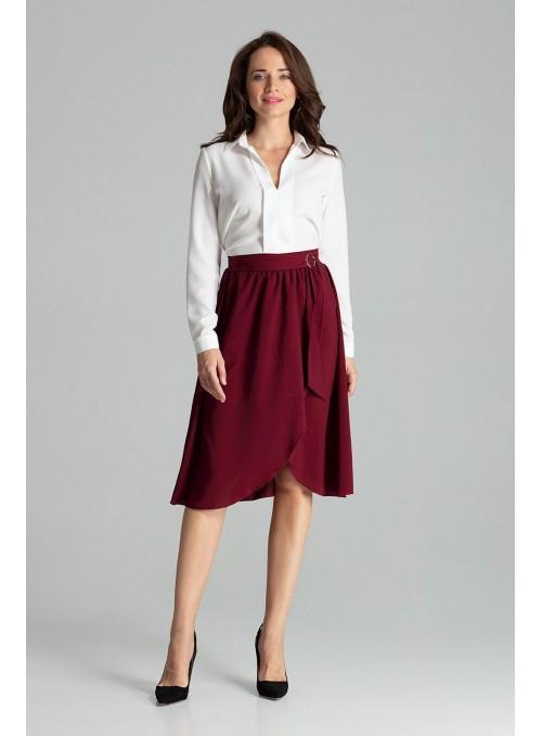 Skirt L060 Deep Red