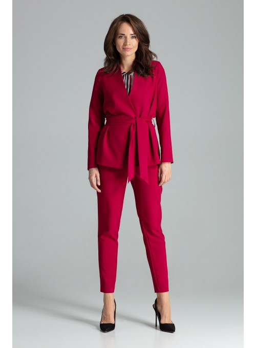 Jacket L061 Deep Red