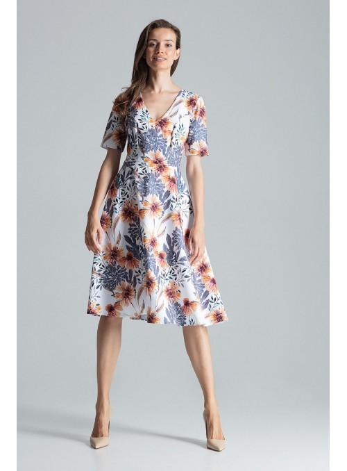 Dress M673 Pattern 107