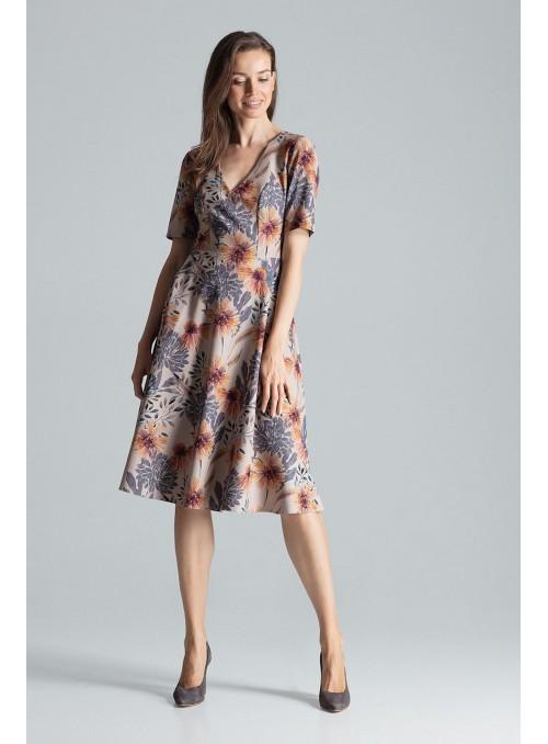 Dress M673 Pattern 108
