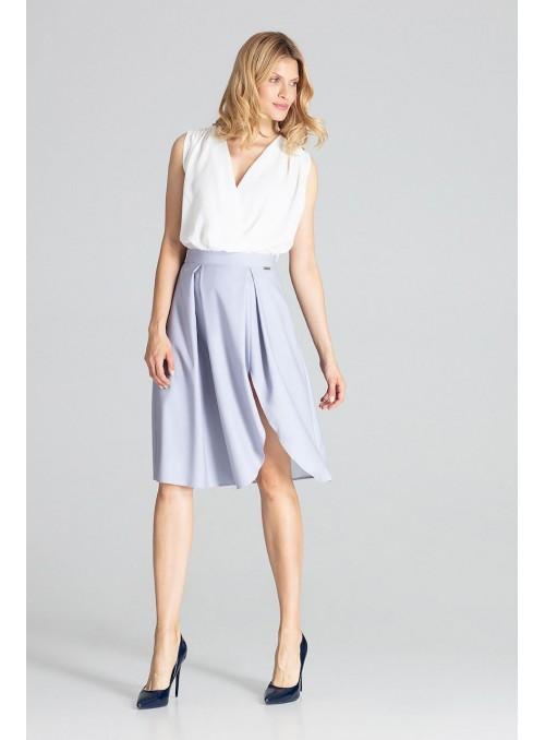 Skirt M675 Gray