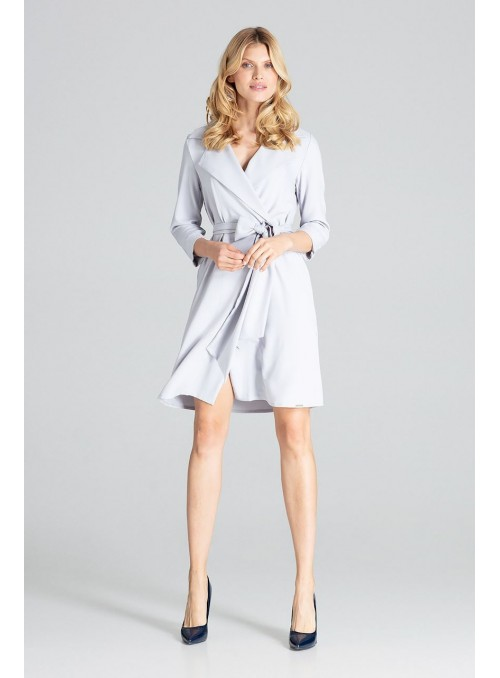 Dress M680 Gray