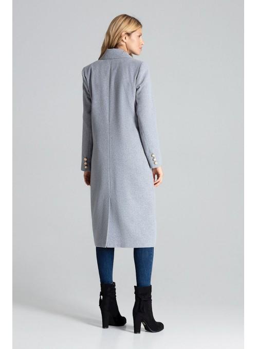Coat M681 Grey