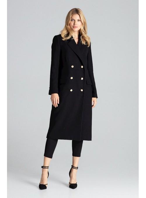 Coat M681 Black