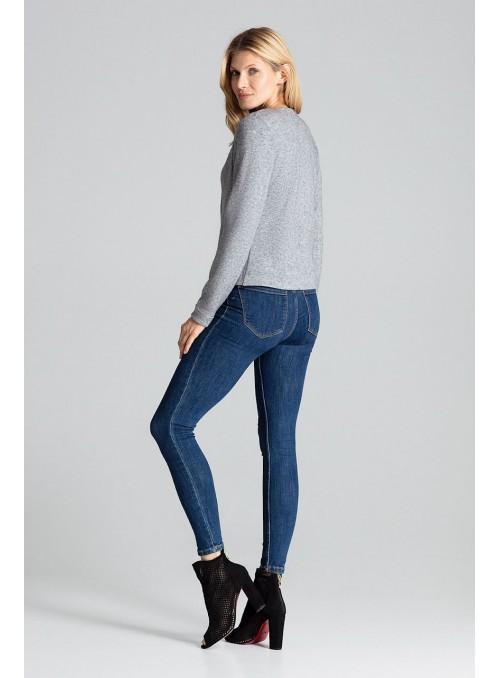 Sweater M683 Grey