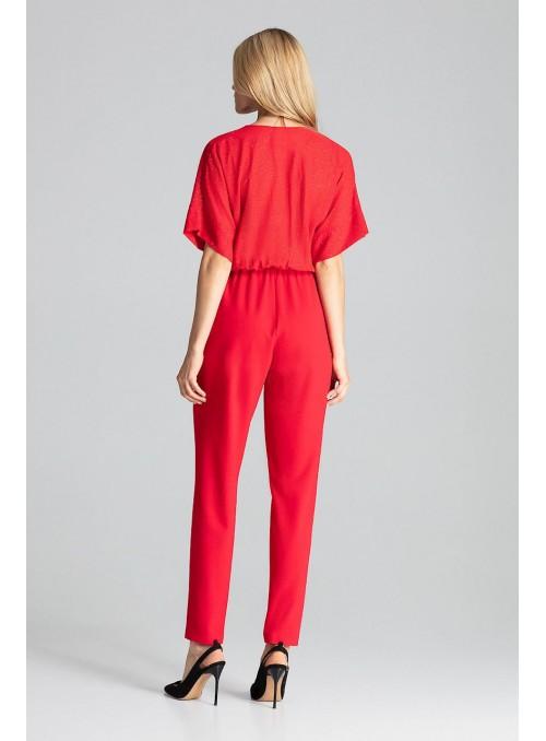 Jumpsuit M684 Red