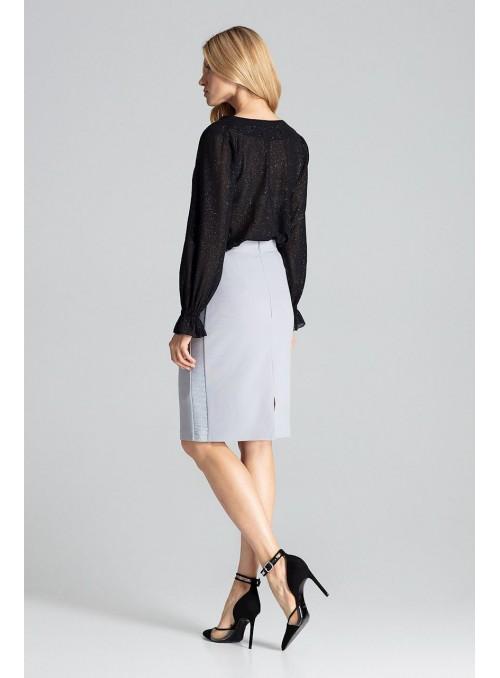 Skirt M688 Grey