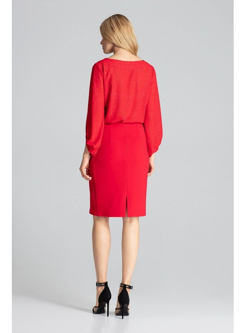 Skirt M688 Red