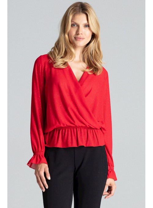 Blouse M690 Red