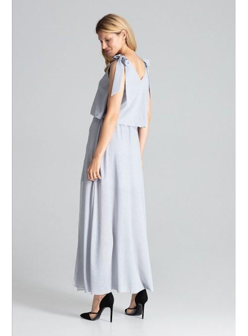 Dress M691 Grey
