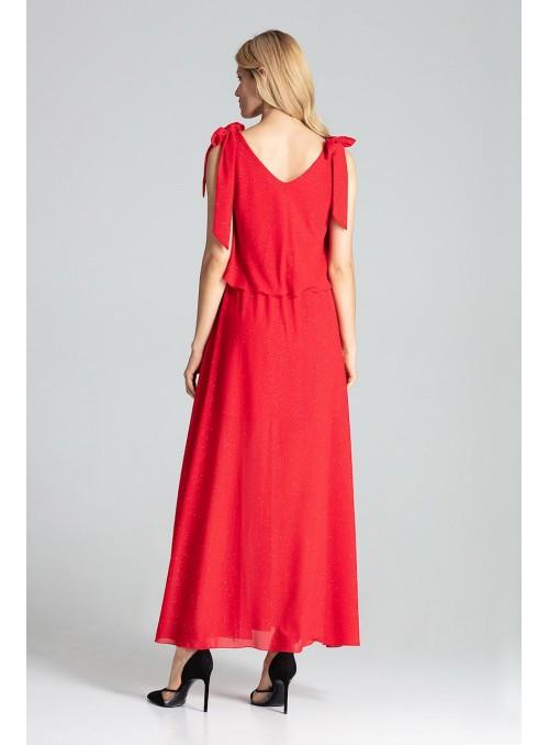 Dress M691 Red