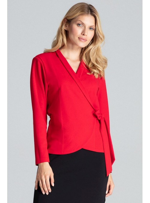 Blouse M692 Red