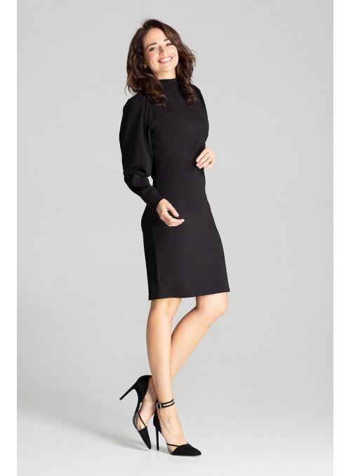 Dress L064 Black