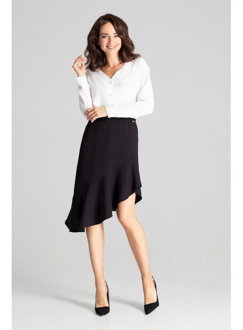 Skirt L065 Black